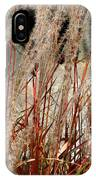 Grass Abstract IPhone Case