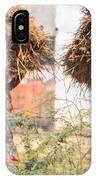 Grass Cuttings IPhone Case