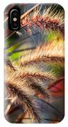 Grass Ears IPhone Case