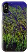 Grass In The Lake IPhone Case