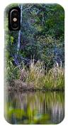 Grass On The Water IPhone Case