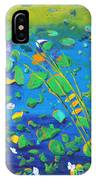 Grass Over Pond IPhone Case