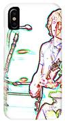 Grateful Dead - Bob Weir - Looks Like Rain IPhone Case