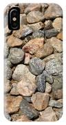 Gravel Stones IPhone Case