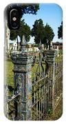Graveyard Art IPhone Case