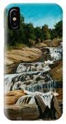 Graveyard Falls Blue Ridge Parkway IPhone Case
