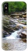Graveyard Falls IPhone Case