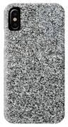 Gray Granite IPhone Case