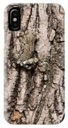 Gray Tree Frog IPhone Case