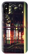 Grays Place Sunset IPhone Case