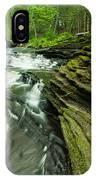Waterfall - Grayville Everlasting IPhone Case