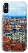 Graz Old Town IPhone Case