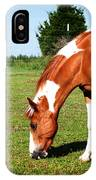 Grazing In Style IPhone Case