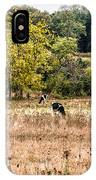 Grazing IPhone Case