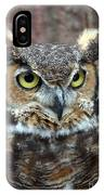 Great And Horned IPhone Case