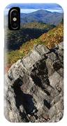 Great Balsam Mountains - Blue Ridge Parkway IPhone Case