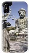 Great Buddha Of Kamakura 2 - Japan  IPhone Case