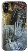 Great Buddha Of Nara Japan IPhone Case