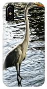 Great Egret No. 2 IPhone Case