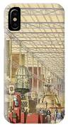 Great Exhibition Of 1851, British Nave IPhone Case
