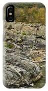Great Falls Panorama IPhone Case