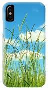 Great Fields IPhone Case