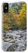 Great Smoky Mountains Creek 4 IPhone Case