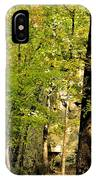 Great Wall Of Rock In Boulder Field IPhone Case