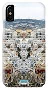 Greece Double Vision #51 IPhone Case