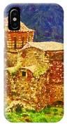 Greek Church 6 IPhone Case