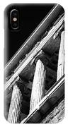 Greek Columns IPhone Case