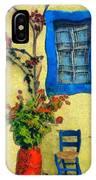 Greek Corner 1 IPhone Case