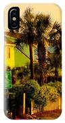 Green Beauty At Isle Of Palms IPhone Case