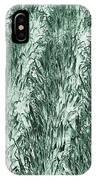Green Cornfield IPhone Case