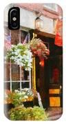 Green Dragon Tavern IPhone Case