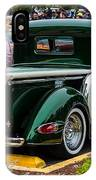 Green Dream Ford IPhone Case
