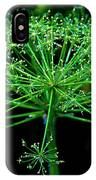 Green Frills II IPhone Case