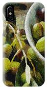 Green Olives IPhone Case