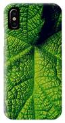 Green Ribbons Of Life IPhone Case