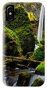 Green Seasons IPhone Case