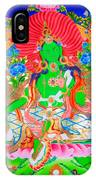 Green Tara 11 IPhone Case
