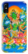 Green Tara 12 IPhone Case
