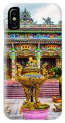 Green Temple IPhone Case