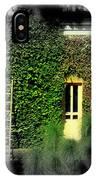 Green Window IPhone Case