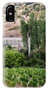 Green Wine Yard IPhone Case