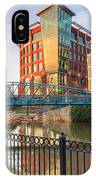 Dowtown Greenville South Carolina IPhone Case