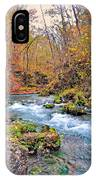 Greer Spring In Fall IPhone Case