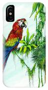 Greetings From The Top IPhone Case