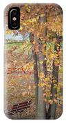 Greetings Of Nature IPhone Case