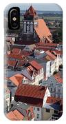 Greifswald Roofscape Pomerania IPhone Case